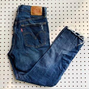 Levi's 501 Skinny